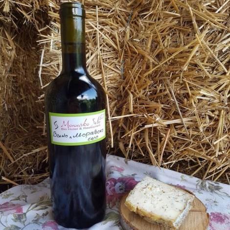 Червено вино Моравско село | moravskoselo.bg