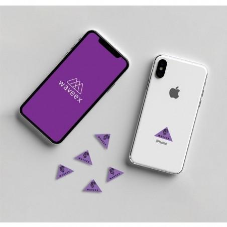 WAVEEX силициев чип за намаляване вредата от мобилни устройства